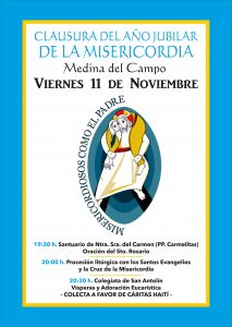 cartel año misericordia